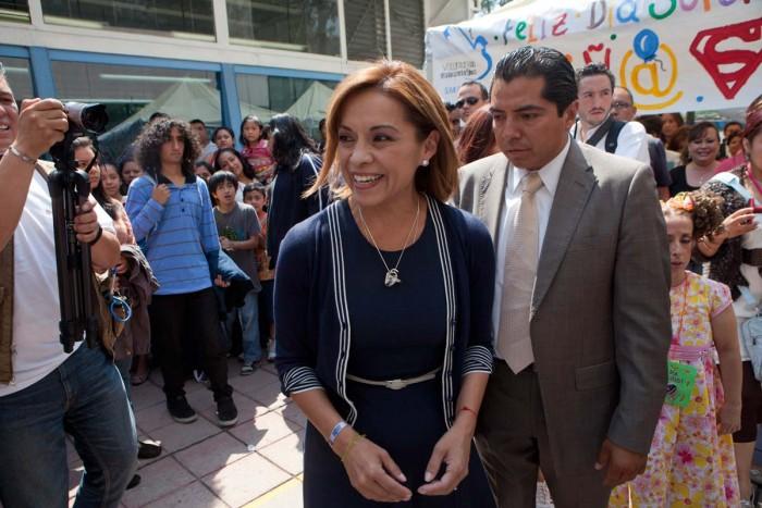 Advierte INE de poca transparencia en campañas; Vázquez Mota, la que más ha gastado en Edomex