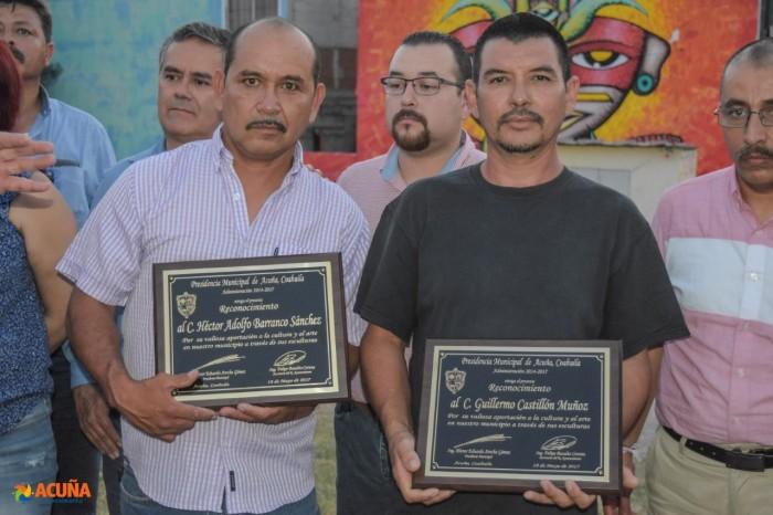 HABITANTES DE LAS AMÉRICAS Y AUTORIDADES LOCALES RECORREN EL PASEO LAS VACAS