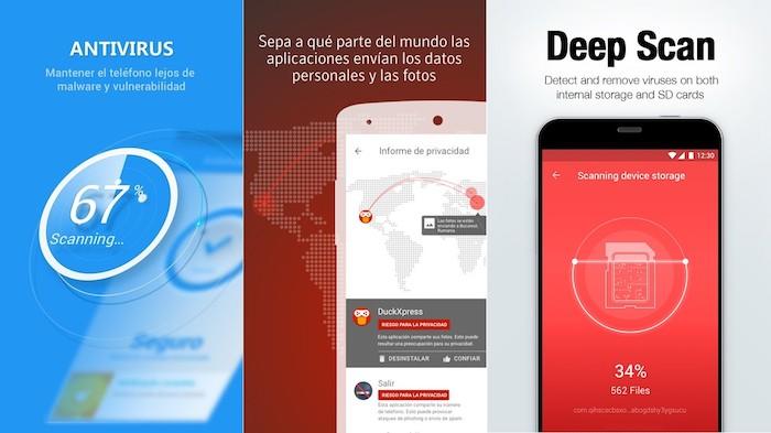 11 antivirus para proteger tu smartphone Android