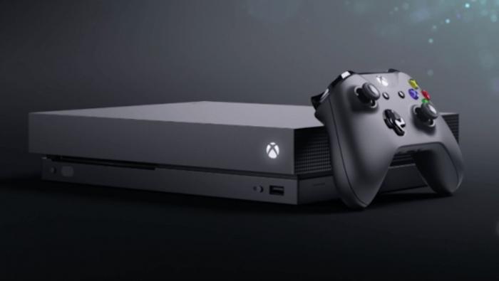 E3 2017: Microsoft revela su nueva consola, Xbox One X