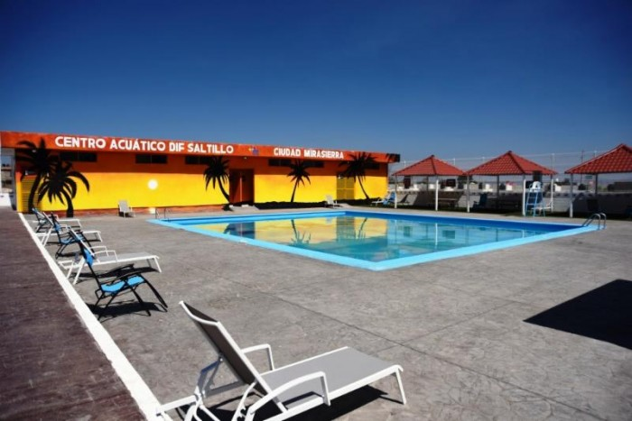 ¡Este verano aproveche los Centros Acuáticos DIF Saltillo!