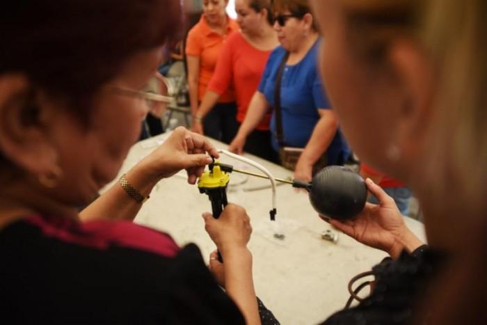Habrá este viernes taller de plomería para mujeres
