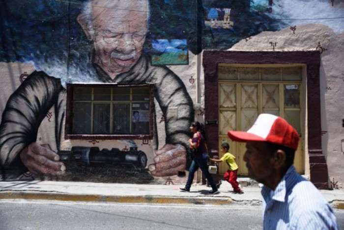 Lucen fachadas en el _guila de Oro 41 murales _7_