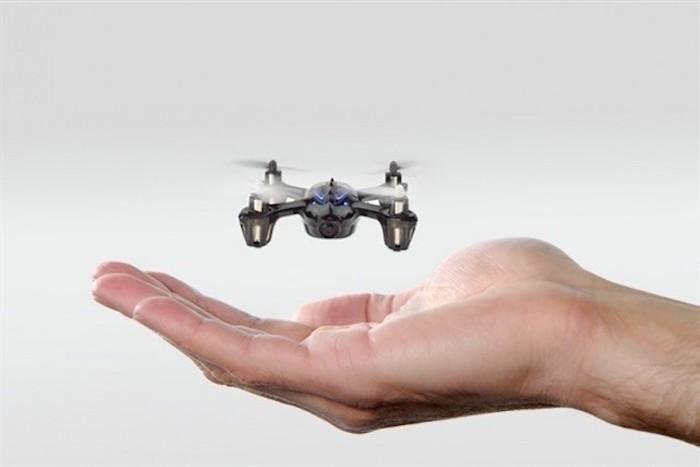 Llegan los drones de tamaño insecto