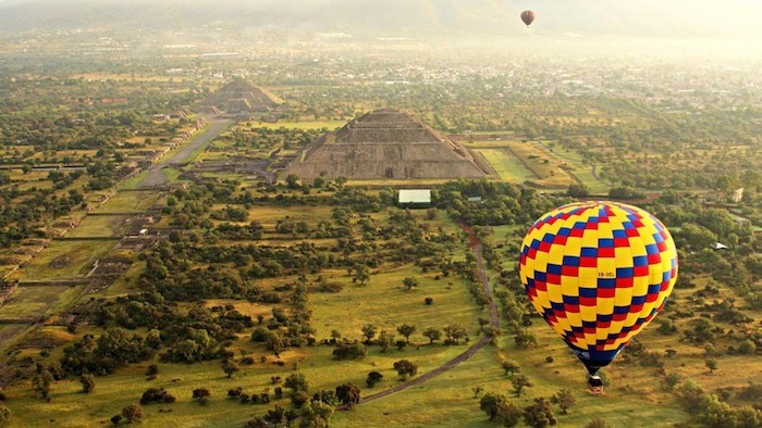 México se convierte en el octavo país más visitado del mundo.