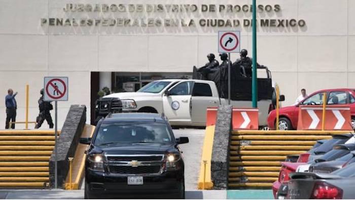 Circula falsa agresión sexual a Javier Duarte en reclusorio