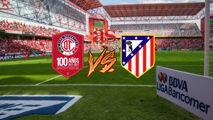 El Atlético y el Toluca adormecen con un empate (0-0)