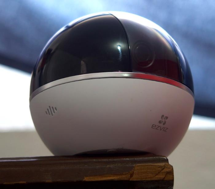 EZVIZ Mini 360 Plus, La cámara más inteligente