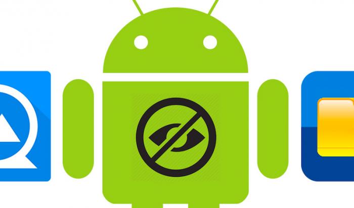 Cómo ocultar fotos, archivos y aplicaciones en tu Android para evitar miradas indiscretas