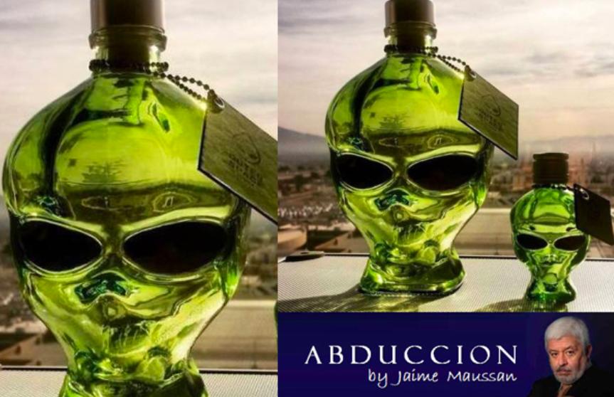 """Jaime Maussan quiere que huelas a marciano con su perfume """"Abducción"""""""