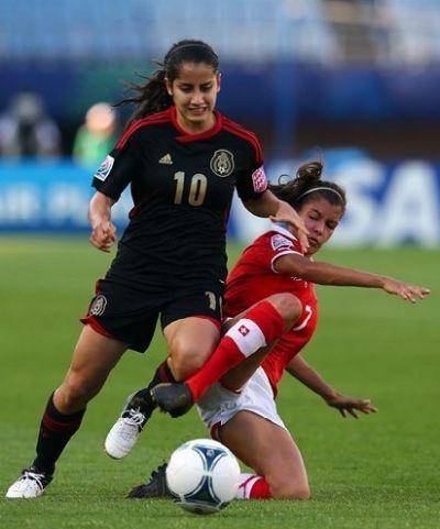 Inicia la primera liga de fútbol femenino de México