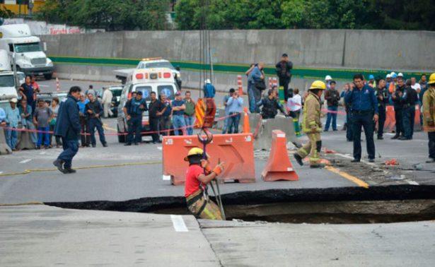 Advertimos a SCT sobre irregularidades en Paso Exprés: Graco Ramírez