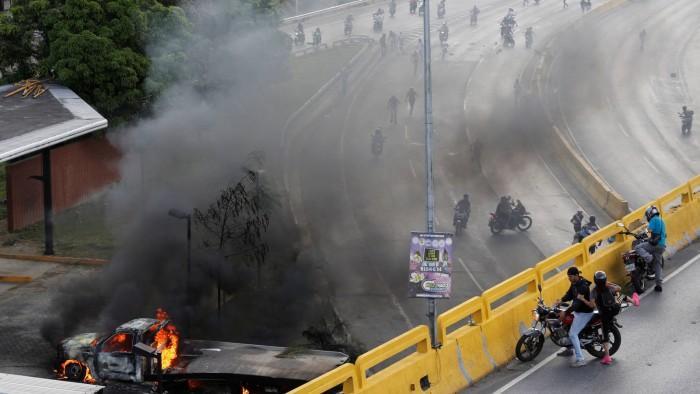OEA podría llevar a Venezuela ante la Corte Penal Internacional