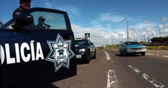 PF arman operativo  en carreteras de Reynosa.