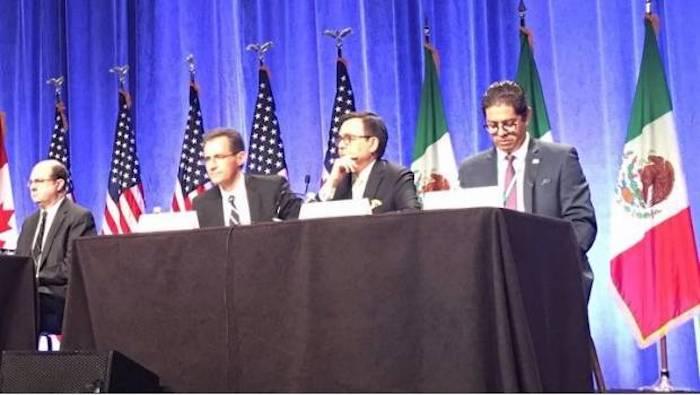 Optimismo de México y críticas de EU marcan inicio de renegociación del TLCAN