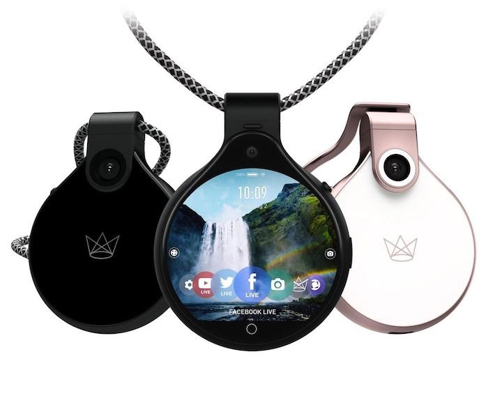 Este wearable es una cámara con la que podrás contar tu día a día en las redes sociales de forma automática