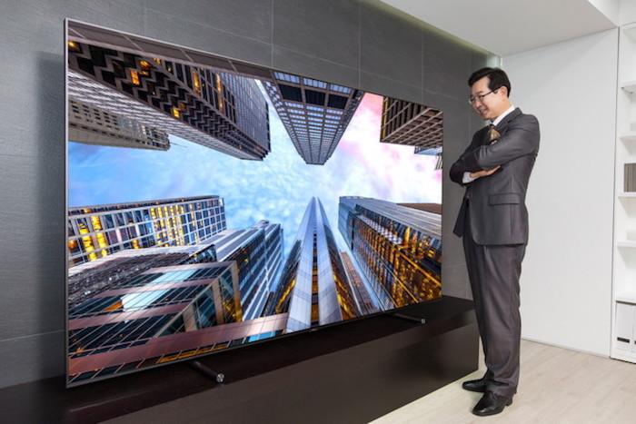 20.000 dólares es lo que costará la nueva QLED Q9 de 88 pulgadas de Samsung