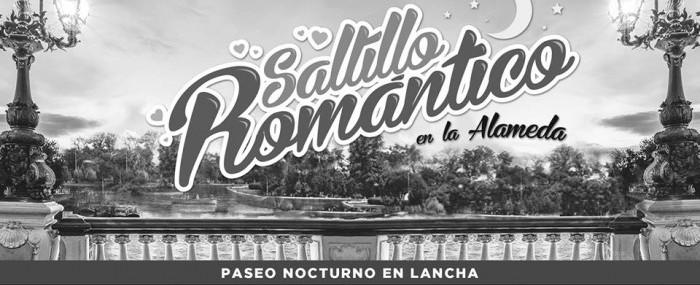 Inaugura Isidro Paseos Romantico en la Alameda.
