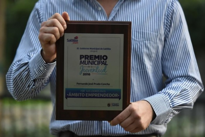 Abre Saltillo convocatoria a Premio Municipal a la Juventud 2017