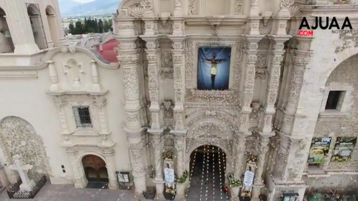 La imponente catedral de Saltillo (VIDEO)