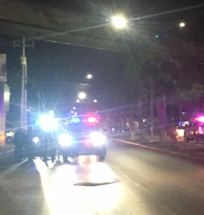 Taxistas atacan a UBER en Saltillo