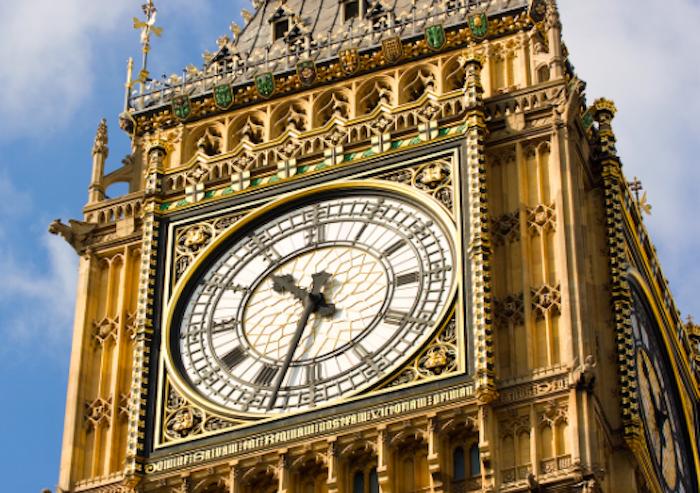 El Big Ben estará en silencio durante cuatro años