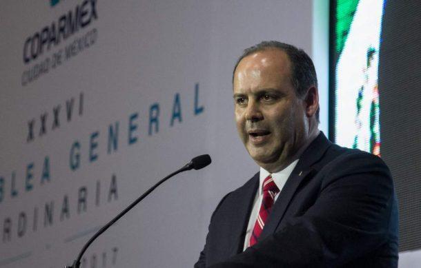 Coparmex propone reducir impuestos a empresas; Hacienda no ve espacio