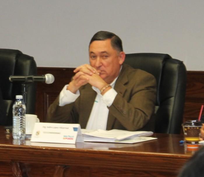 Sentir del Alcalde Isidro López