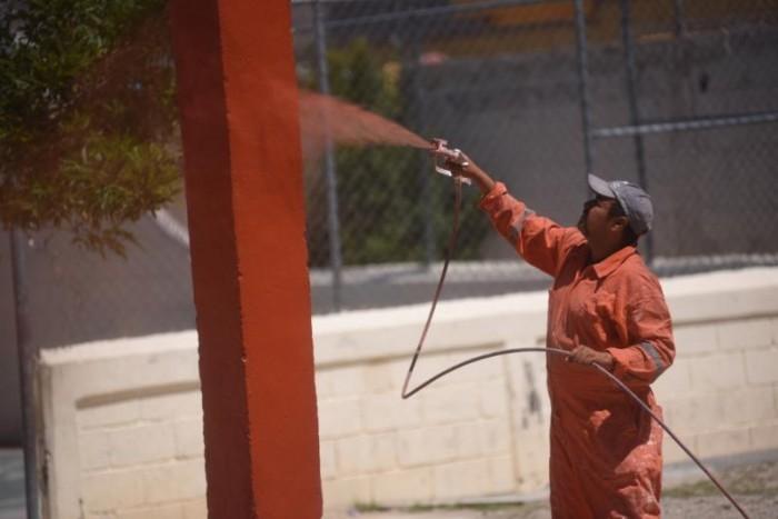 Programa Municipal de limpieza llega a El Álamo