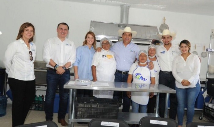 INICIA PROGRAMA ESTATAL DE COMEDORES DE BIENESTAR COMUNITARIO