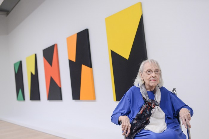 La hora de las abuelas del arte
