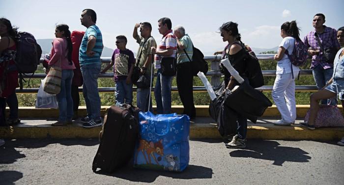 El chavismo lleva al exilio a más de dos millones de venezolanos