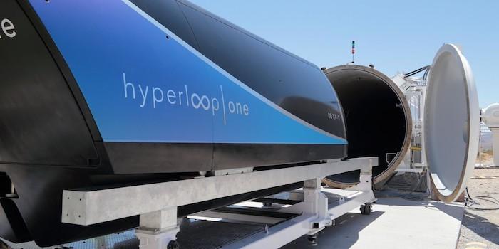 De Ciudad de México a Guadalajara en 45 minutos: Hyperloop One