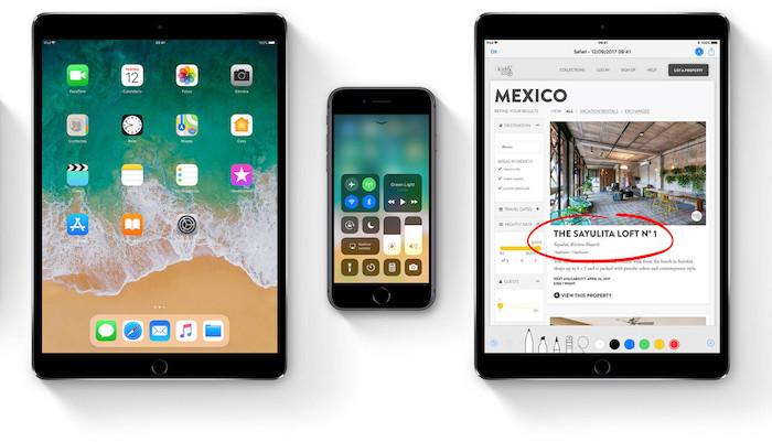 iOS 11 ya está disponible en México, así puedes actualizar tu iPhone, iPad y iPod Touch