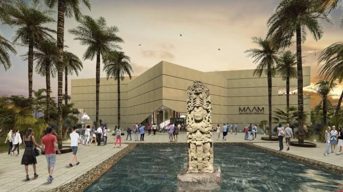 México construirá en 2020 el mayor parque temático de América Latina