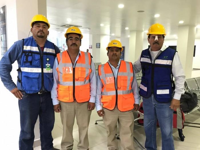 Envía Saltillo especialistas para ayudar a reparar red de agua en CDMX