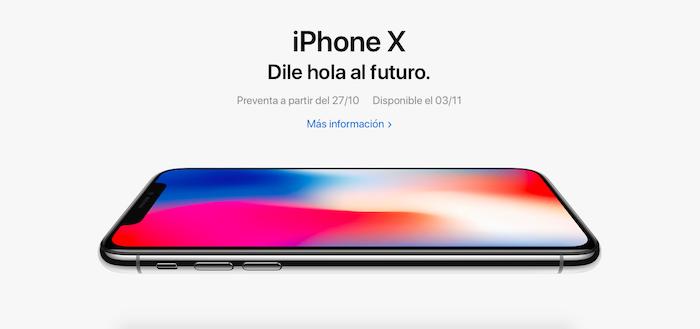 IPHONE 8 hasta Noviembre en México