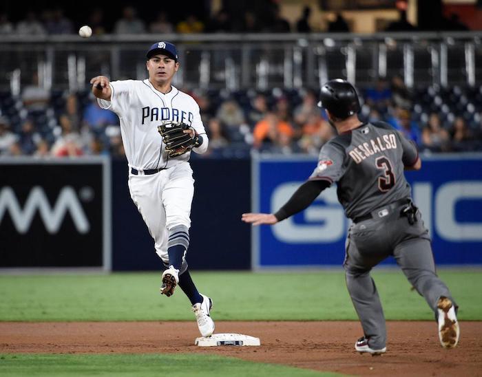 Mexicano Christian Villanueva debuta en Grandes Ligas con los Padres de San Diego