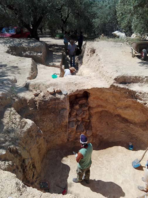 Localizan tumbas micénicas en Grecia