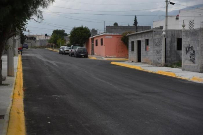 Impulsa Isidro calidad de vida en colonia Leandro Valle