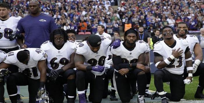 Cuentas vinculadas a la trama rusa agitan la polémica de la NFL y Trump