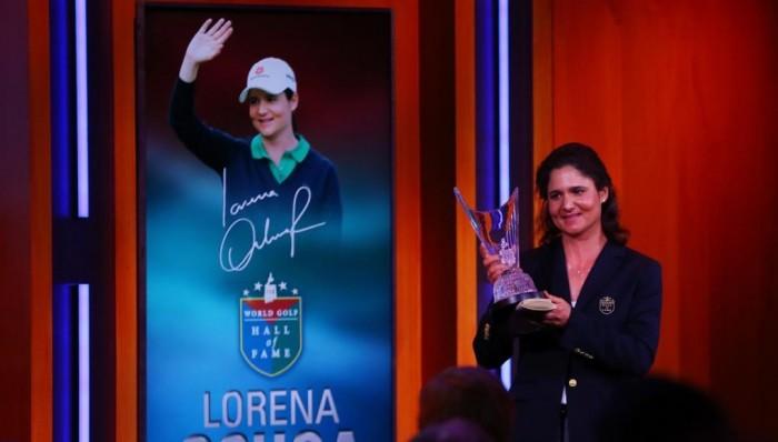 Lorena Ochoa, primera latinoamericana en el Salón de la Fama del golf