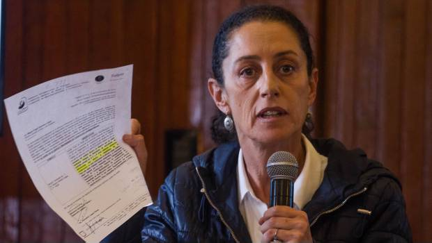 Raúl Flores miente en caso Rébsamen: Sheinbaum