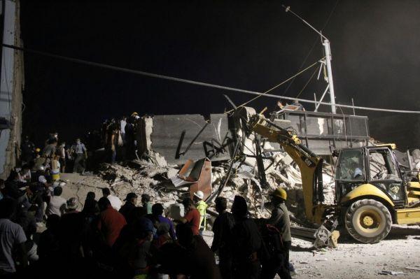 Mas de 1000 edificios serán demolidos tras el sismo del 19 de Septiembre 2017