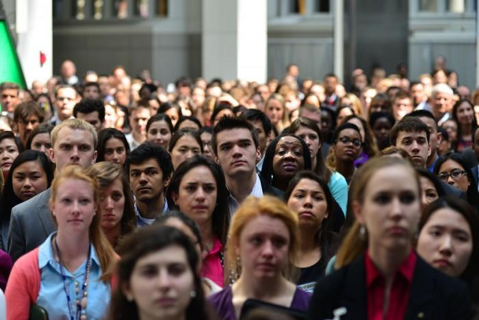 Ansiedad de los millennial: bajos salarios y escasa oferta laboral