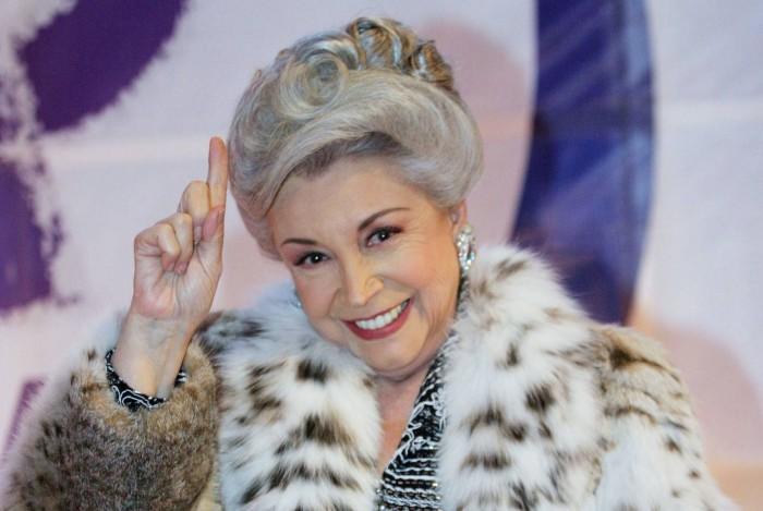 Muere la actriz Evangelina Elizondo a los 88 años
