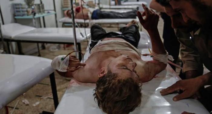 Videollamadas a 10.000 kilómetros que salvan vidas en Siria
