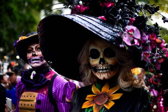 ¿A dónde ir este Día de Muertos?