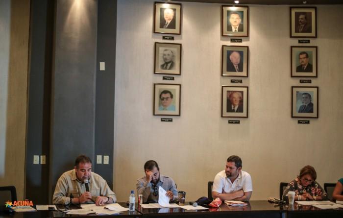 PRIMERA SESIÓN ORDINARIA DE CABILDO DE OCTUBRE DE 2017.