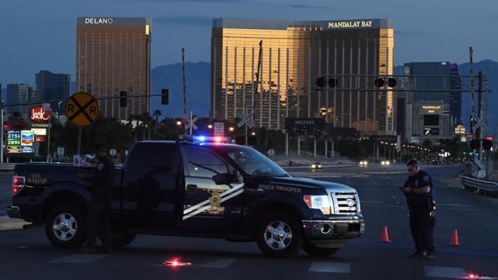 Tiroteo en concierto en Las Vegas , hay 50 muertos y mas de 400 heridos